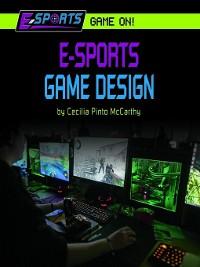 Cover E-Sports Game Design