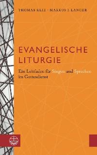 Cover Evangelische Liturgie