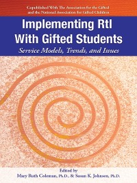 Cover Implementing RtI with Gifted Students