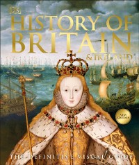 Cover History of Britain and Ireland