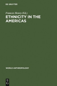 Cover Ethnicity in the Americas
