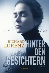 Cover HINTER DEN GESICHTERN