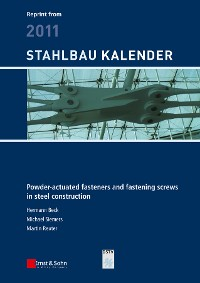 Cover Powder-actuated fasteners and fastening screws in steel construction