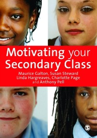Cover Motivating Your Secondary Class