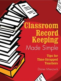 Cover Classroom Record Keeping Made Simple