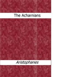 Cover The Acharnians