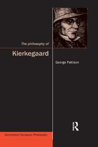 Cover Philosophy of Kierkegaard