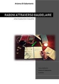 Cover Raboni attraverso Baudelaire