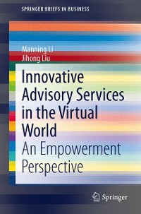 Cover Innovative Advisory Services in the Virtual World
