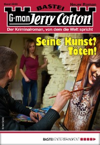 Cover Jerry Cotton 3239 - Krimi-Serie