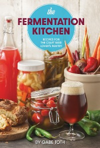 Cover The Fermentation Kitchen