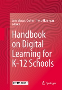 Cover Handbook on Digital Learning for K-12 Schools