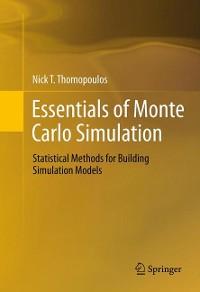 Cover Essentials of Monte Carlo Simulation