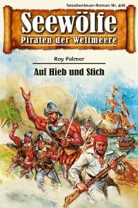 Cover Seewölfe - Piraten der Weltmeere 406