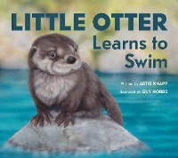 Cover Little Otter Learns to Swim