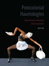 Cover Postcolonial Hauntologies