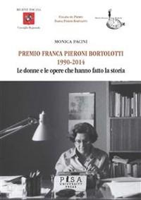 Cover Premio Franca Pieroni Bortolotti 1990-2014