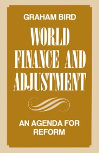 Cover World Finance and Adjustment