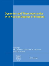 Cover Dynamics and Thermodynamics with Nuclear Degrees of Freedom