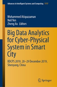 Cover Big Data Analytics for Cyber-Physical System in Smart City