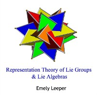 Cover Representation Theory of Lie Groups & Lie Algebras