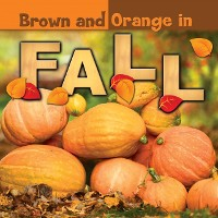 Cover Brown and Orange in Fall