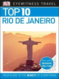 Cover DK Eyewitness Top 10 Rio de Janeiro