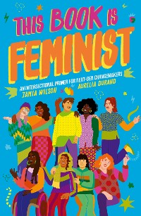 Cover This Book Is Feminist