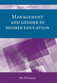 Cover Management and gender in higher education