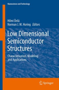 Cover Low Dimensional Semiconductor Structures