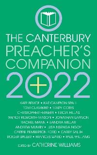 Cover The 2022 Canterbury Preacher's Companion