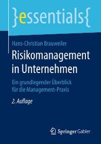 Cover Risikomanagement in Unternehmen