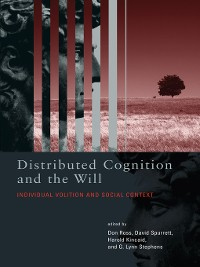 Cover Distributed Cognition and the Will
