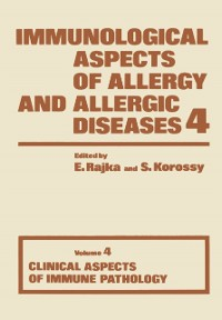 Cover Immunological Aspects of Allergy and Allergic Diseases