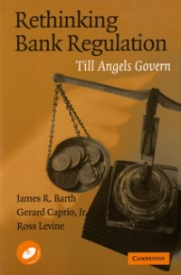 Cover Rethinking Bank Regulation