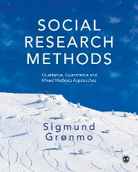 Cover Social Research Methods