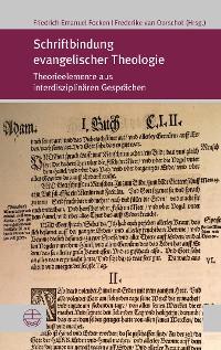 Cover Schriftbindung evangelischer Theologie