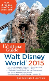 Cover The Unofficial Guide to Walt Disney World 2015
