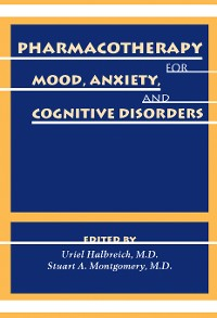 Cover Pharmacotherapy for Mood, Anxiety, and Cognitive Disorders