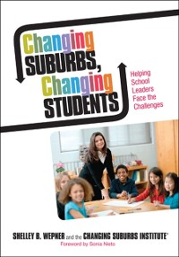 Cover Changing Suburbs, Changing Students