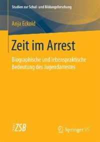 Cover Zeit im Arrest