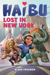 Cover Haibu Lost in New York