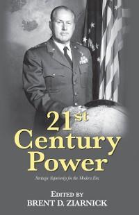 Cover 21st Century Power