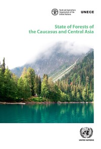 Cover State of Forests of the Caucasus and Central Asia