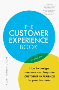 Cover Customer Experience Book