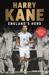 Cover Harry Kane - England's Hero