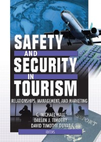 Cover Safety and Security in Tourism