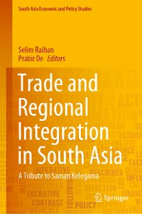 Cover Trade and Regional Integration in South Asia