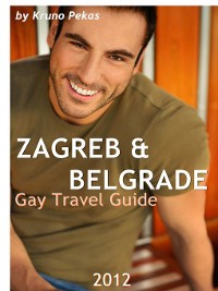 Cover Zagreb & Belgrade Gay Travel Guide 2012