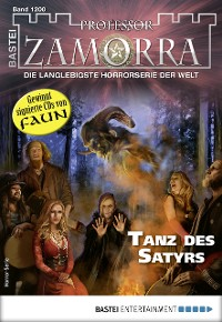 Cover Professor Zamorra 1200 - Horror-Serie